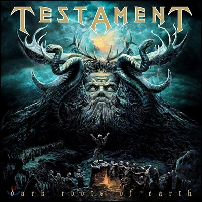 Testament - Dark Roots Of Earth (Deluxe Edition)