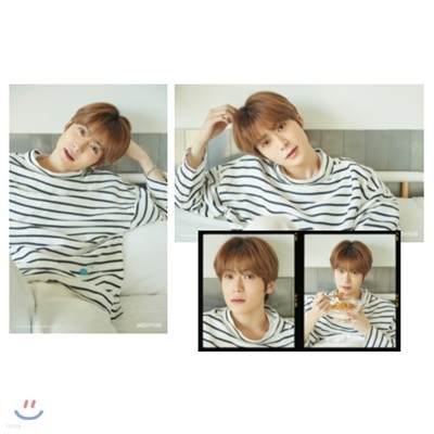 NCT 127 [2019 SUMMER VACATION KIT] - 필름+인화사진SET [재현]