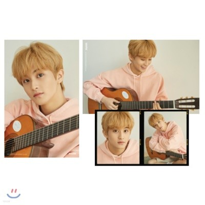 NCT 127 [2019 SUMMER VACATION KIT] - 필름+인화사진SET [마크]