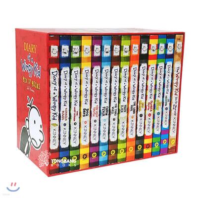 Diary of a Wimpy Kid Box Set : Book 1-13 & DIY Book (미국판)