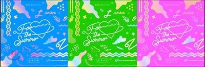우주소녀 (WJSN (Cosmic Girls)) - 여름 스페셜 앨범 : For the Summer [SET]