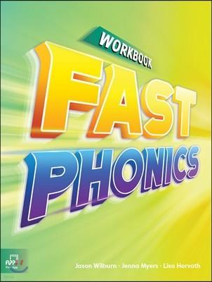 Fast Phonics (Work Book)