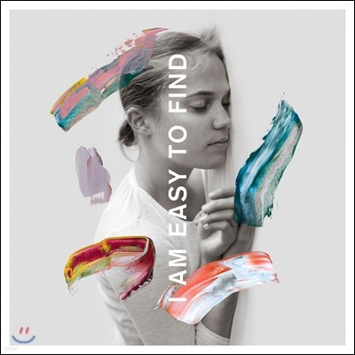 The National (더 내셔널) - I Am Easy To Find [레드 & 옐로우 & 그레이 컬러 3LP]