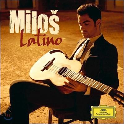 Milos Karadaglic 밀로슈 카라다글릭 기타 연주집 (Latino)