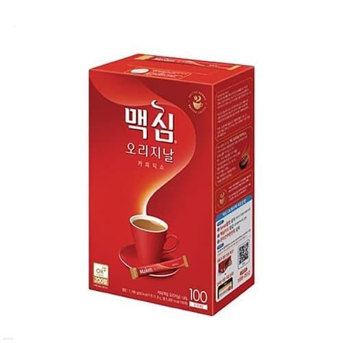 [맥심] 오리지날 커피믹스 100T