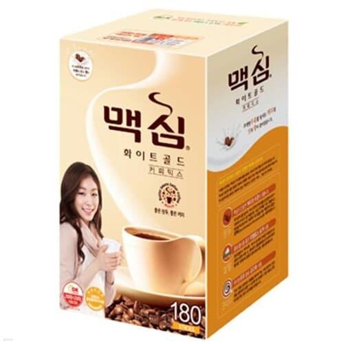 [맥심] 커피믹스 화이트골드 11.8g 180T