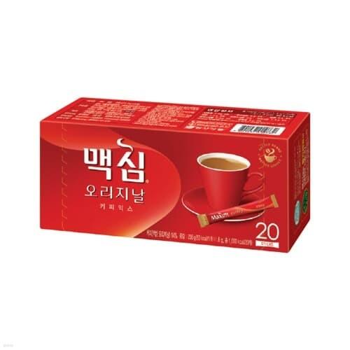 [맥심] 커피믹스 오리지날 12gx20T