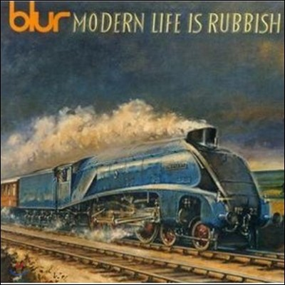 Blur (블러) - Modern Life Is Rubbish [2LP]