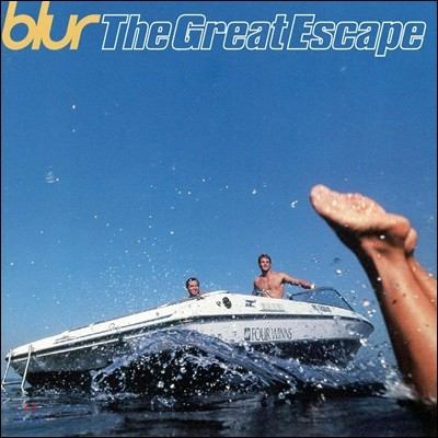 Blur (블러) - The Great Escape [2LP]
