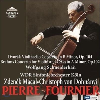 Pierre Fournier 드보르작 / 브람스: 첼로 협주곡 (Dvorak / Brahms: Cello Concertos)
