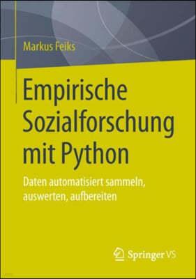 Empirische Sozialforschung Mit Python