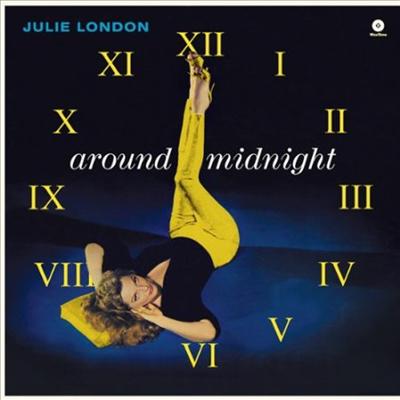 Julie London - Around Midnight (Ltd. Ed)(Remastered)(180G)(LP)