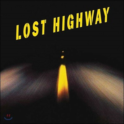 로스트 하이웨이 영화음악 (Lost Highway OST - Produced by Trent Reznor) [2LP]