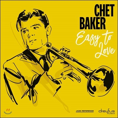 Chet Baker (쳇 베이커) - Easy To Love [LP]