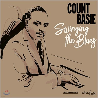 Count Basie (카운트 베이시) - Swinging the Blues [LP]