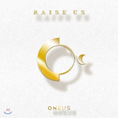 원어스 (ONEUS) - 미니앨범 2집 : RAISE US [Twilight ver.]