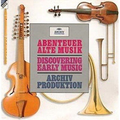 V.A. / Discovering Early Music - Abenteuer Alte Musik (수입/449123)