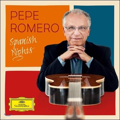 Pepe Romero - Spanish Nights 페페 로메로
