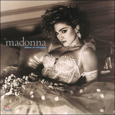 Madonna (마돈나) - 2집 Like A Virgin [LP]