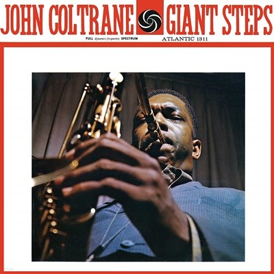 John Coltrane - Giant Steps (EU 수입반)
