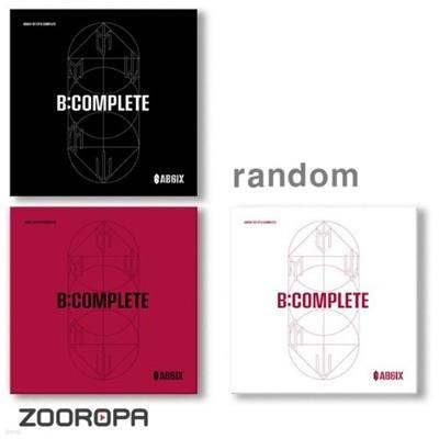 [미개봉][주로파] 에이비식스 (AB6IX) 미니 1집 B:COMPLETE ep Breathe