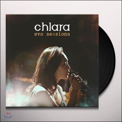 Chlara (클라라) - Evo sessions [LP]