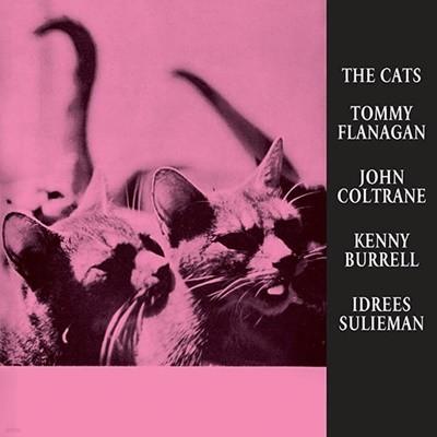 [중고 LP] Tommy Flanagan, John Coltrane, Kenny Burrell, Idrees Sulieman - The Cats (180g/ EU 수입)
