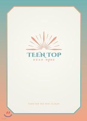 틴탑 (Teen Top) - 미니앨범 9집 : Dear.N9NE [Drive ver.]
