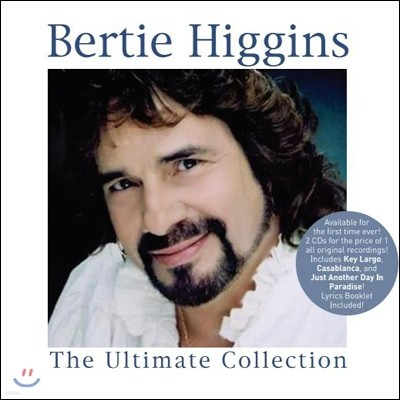 Bertie Higgins - Ultimate Collection