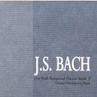 J.S. BACH The Well-tempered Clavier Book 2  Nikolayeva 2Disc