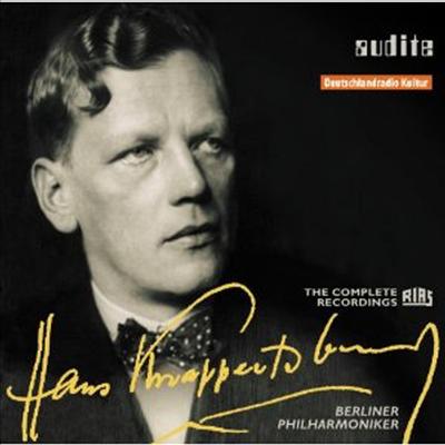 한스 크나퍼츠부슈 - RIAS 녹음, 1950-1952 (Hans Knappertsbusch - Complete RIAS Recordings Berlin, 1950-1952) (5CD Boxset) - Hans Knappertsbusch
