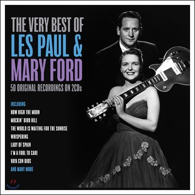 Les Paul & Mary Ford (레스 폴 & 매리 포드 ) - The Very Best Of Les Paul & Mary Ford