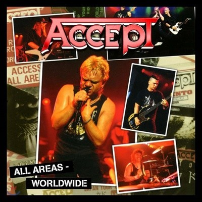 Accept (억셉트) - All Areas - Worldwide