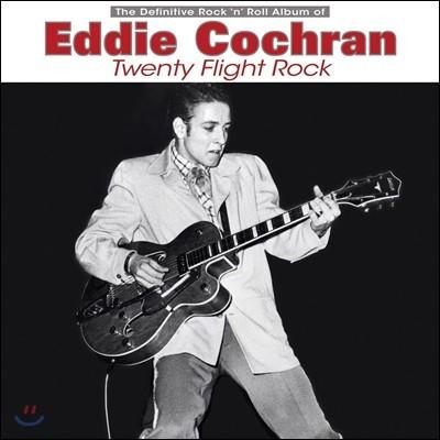 Eddie Cochran (에디 코크런) - Twenty Flight Rock [2LP]