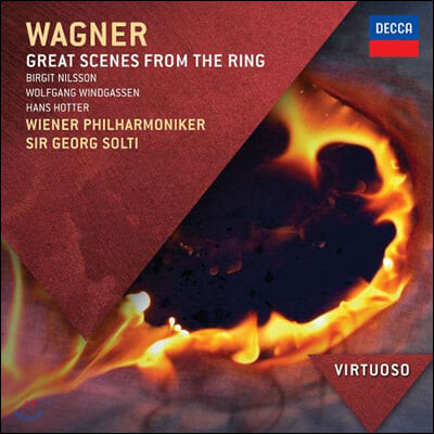 Georg Solti 바그너: 니벨룽겐의 반지 명장면 (Wagner: Great Scenes From The Ring)