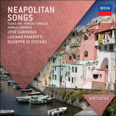 Luciano Pavarotti / Jose Carreras 나폴리 민요 (Neapolitan Songs) 카레라스 파바로티 스테파노