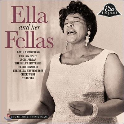 Ella Fitzgerald (엘라 피츠제럴드) - Ella and Her Fellas [LP]