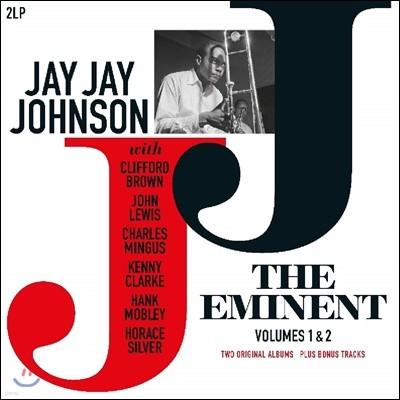 J.J. Johnson (제이 제이 존슨) - Eminent Vol. 1 & 2 [2LP]