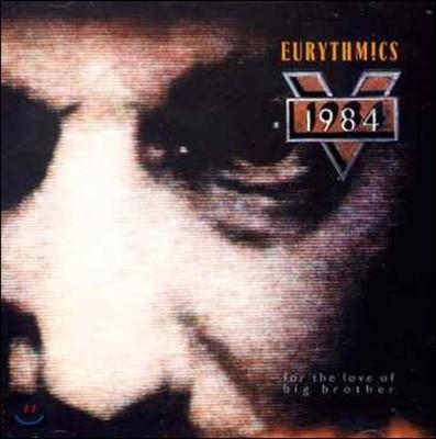 1984 영화음악 (1984 For The Love Of Big Brother by Eurythmics)