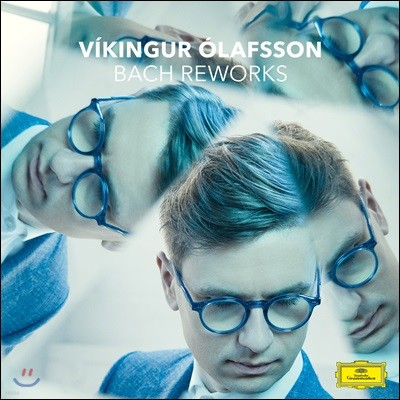 Vikingur Olafsson 새로운 바흐 편곡 작품 (Bach Reworks) [LP]