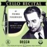 Pierre Fournier 피에르 푸르니에 첼로 리사이틀 (Cello Recital) [LP]