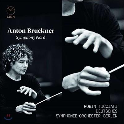 Robin Ticciati 브루크너: 교향곡 6번 (Bruckner: Symphony WAB106)