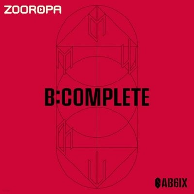 [미개봉][주로파][S ver.] 에이비식스 (AB6IX) 미니 1집 B:COMPLETE ep Breathe
