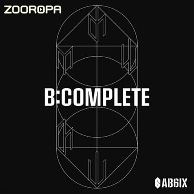 [미개봉][주로파][X ver.] 에이비식스 (AB6IX) 미니 1집 B:COMPLETE ep Breathe