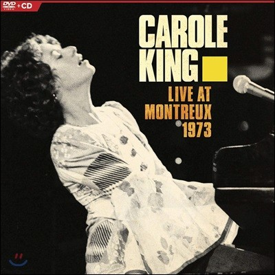 Carole King (캐롤 킹) - Live at Montreux 1973 [CD+DVD]