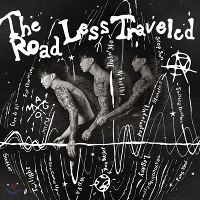 박재범 (Jay Park) - The Road Less Traveled