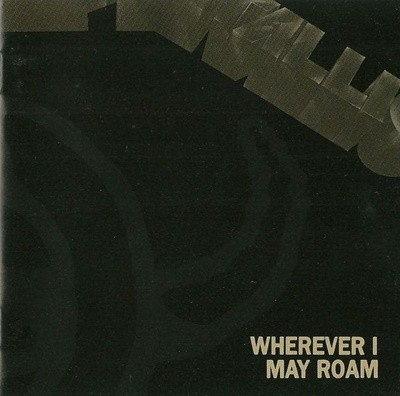 Metallica - Wherever I May Roam [Single][일본한정반]
