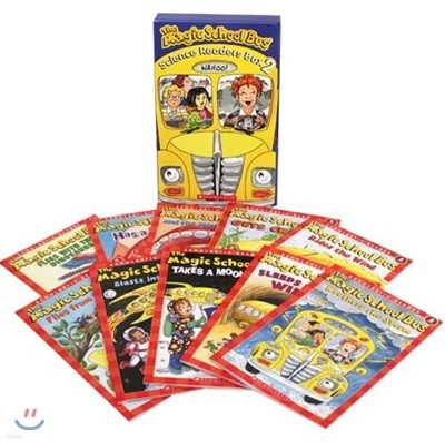 The Magic School Bus : Science Readers Box #2