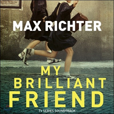 나의 눈부신 친구 드라마음악 (My Brilliant Friend OST by Max Richter) [2LP]