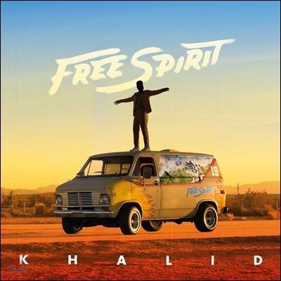 Khalid (칼리드) - 2집 Free Spirit [2LP]